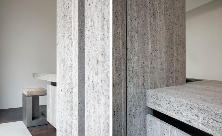 In stone: Glenn Sestig and Obumex launch kitchen at Maison ...