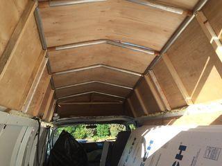 Photo of Step 1 Cut off the top – start the frame control panel #DIY #High #Top #Van #van…