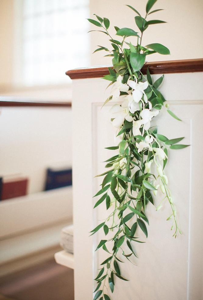 45 Breathtaking Church Wedding Decorations | Wedding Forward