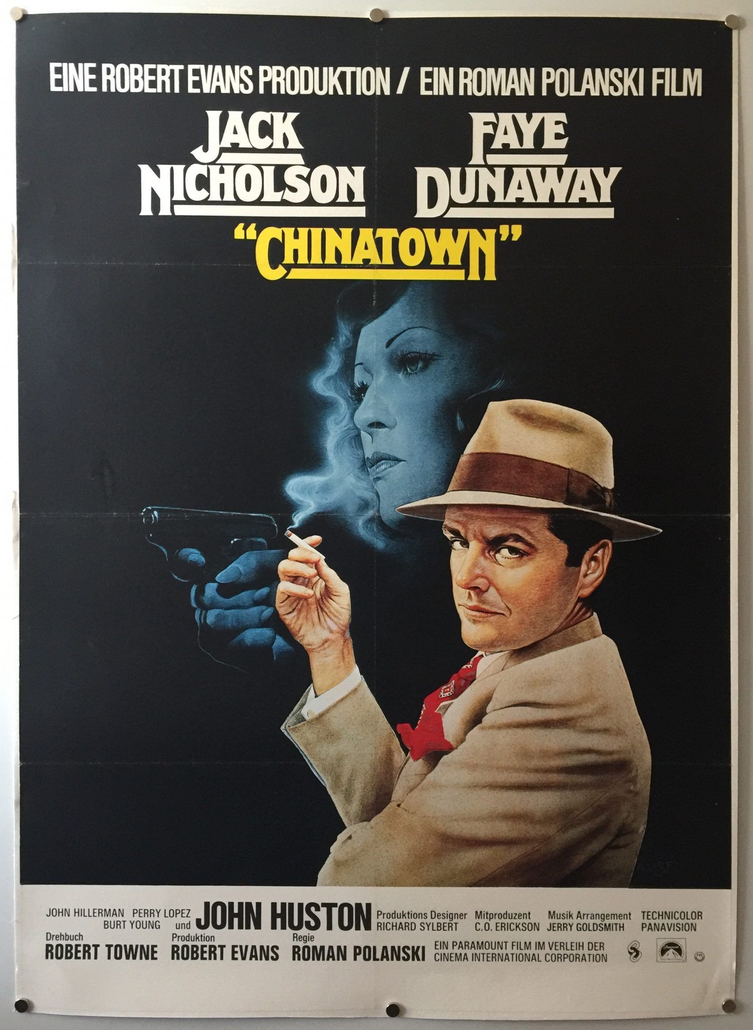 Chinatown | 1974 | Final | German A1