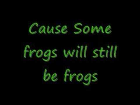 Princes And Frogs Fun Frog Song Love Songs Songs