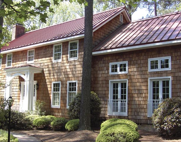 Photo Gallery Metal Roofing for Residential and Commercial Roofs – Cost Difference Between Asphalt Shingles And Metal Roof