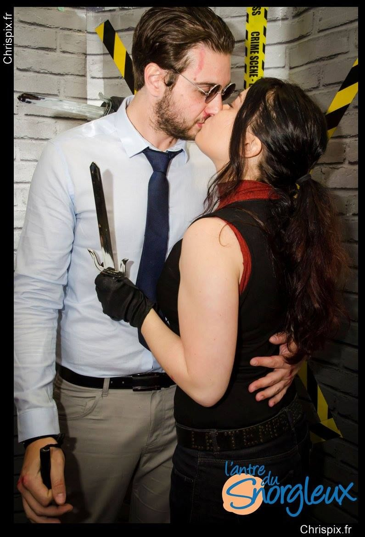 865e9ea7ad886 My cosplay of Elektra Natchios with my boyfrend as Matt Murdock from  Marvel s Daredevil by Netflix.  Matt  Murdock  Elektra  Natchios  Marvel   Daredevil ...