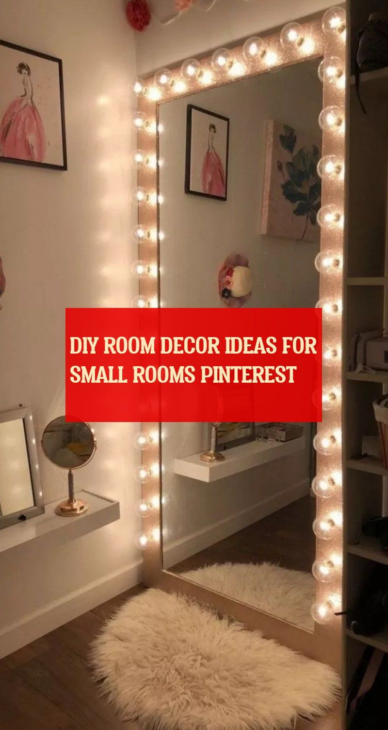 Diy Room Decor Ideas For Small Rooms Pinterest Room Decor