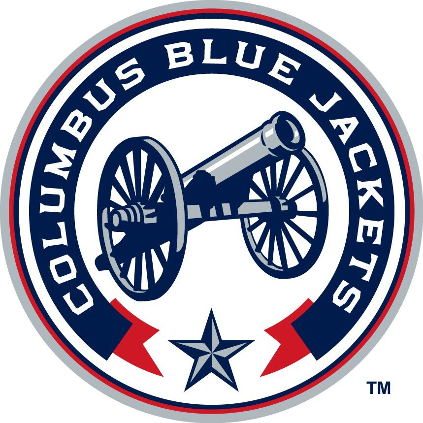 Columbus Blue Jackets Alternate Logo (2015/16-Present)