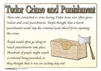 Photo of Tudor Crime and Punishment