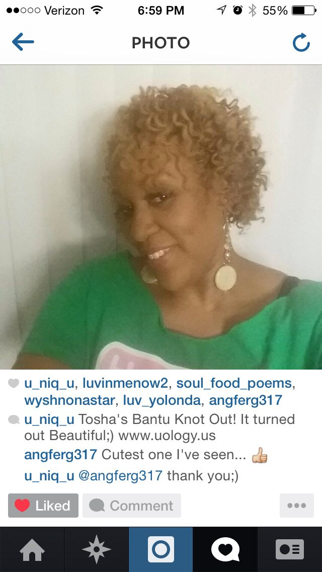 Bantu Knot Out. www.uology.us