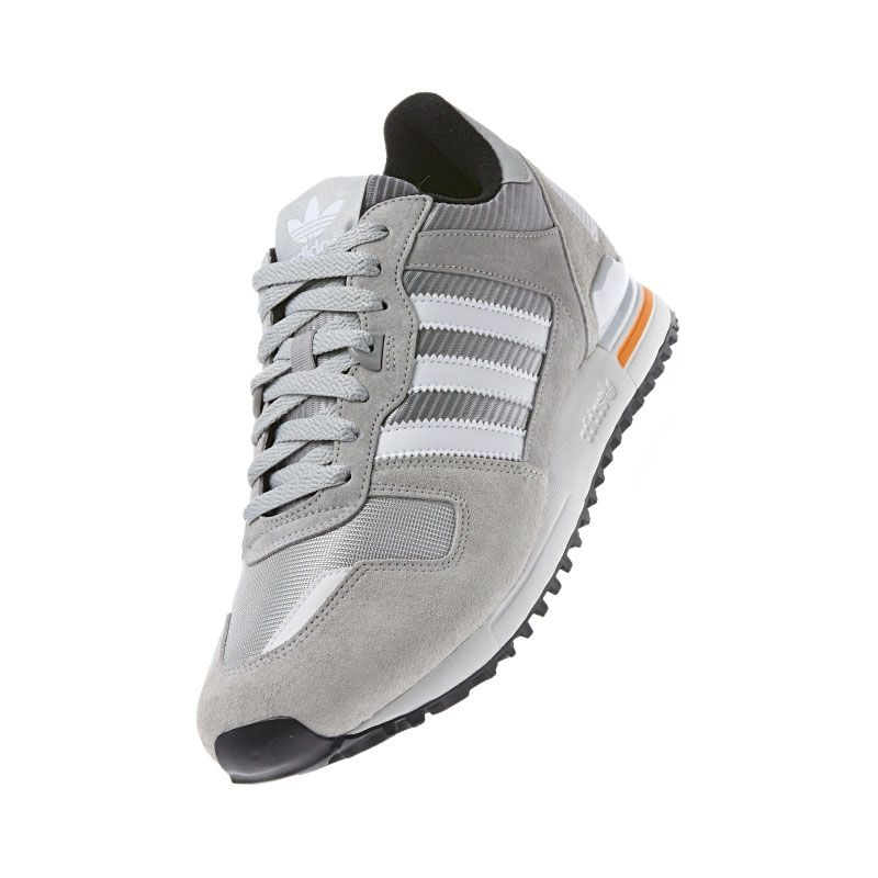 Adidas Originals Zx 700 Ice Grey Running White Aluminium D65646 Retro Running Shoes Adidas Zx 700 Adidas