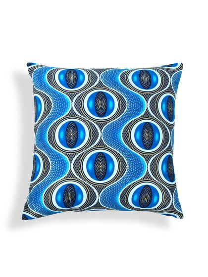 Baringo Wax Resist Pillow By Found Object Decorative Pillows Mesmerizing Cleaning Decorative Pillows