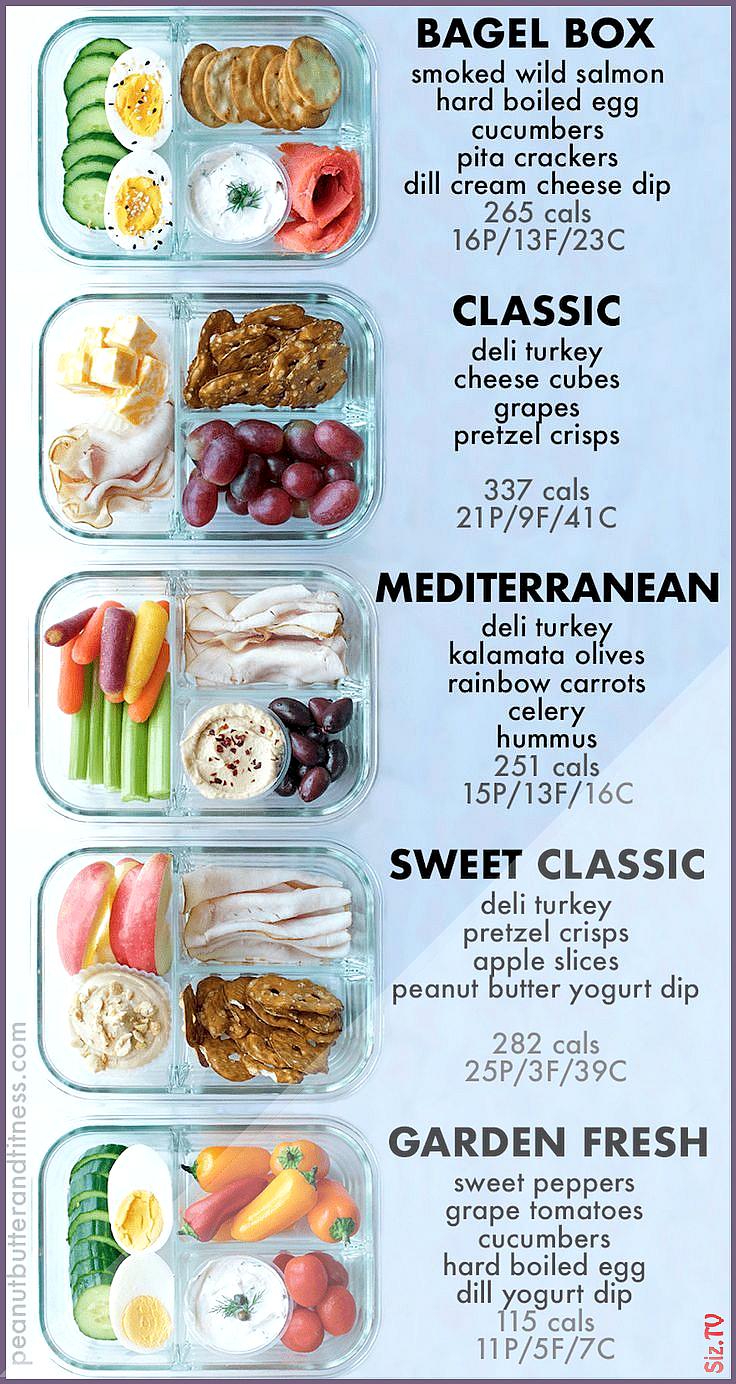Bento Box Snack Prep Ideas  k stliche Ideen f r die Zubereitung Ihrer Snacks Inkl  Bento Box die f r...