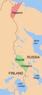 1920 #Finnish- #Russian border