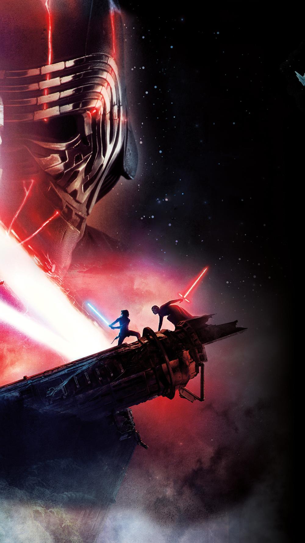 Star Wars The Rise Of Skywalker 12k In 1080x1920 Resolution Star Wars Background Star Wars Wallpaper Iphone Star Wars Pictures