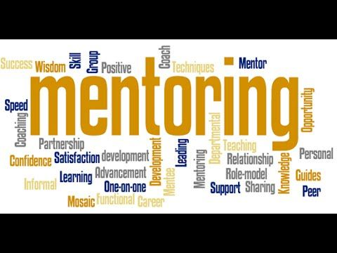 In Honor Of National Mentoring Monthmentoring Is Lvulecc