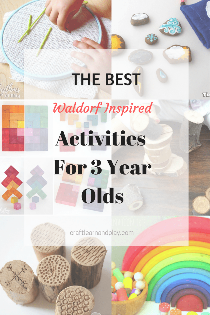 8 The Best Waldorf Inspired Activities And Crafts For 3