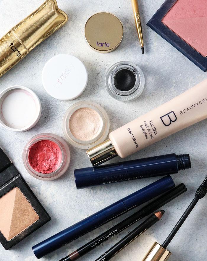 NonToxic Makeup & Skin Care Favorites Non toxic makeup