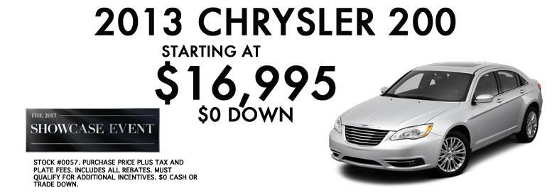 Nice Great Deals Are Going On Right Now At South Hills Chrysler Jeep Kia!