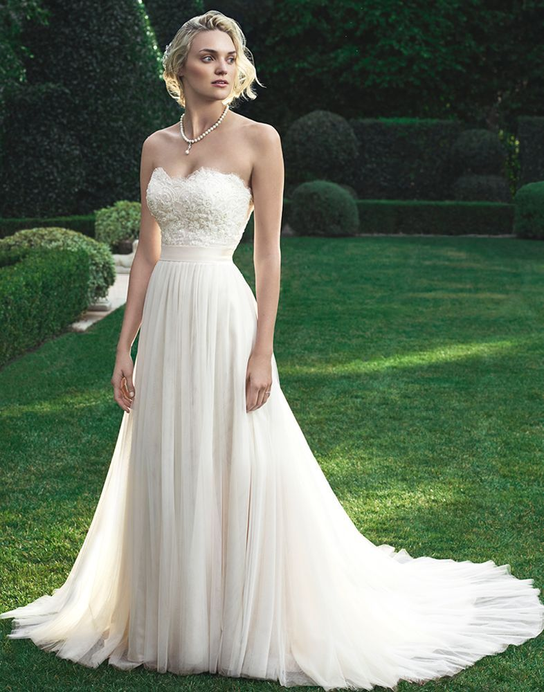 2205 by Casablanca Bridal | Wedding Dresses Toronto | Jealous ...