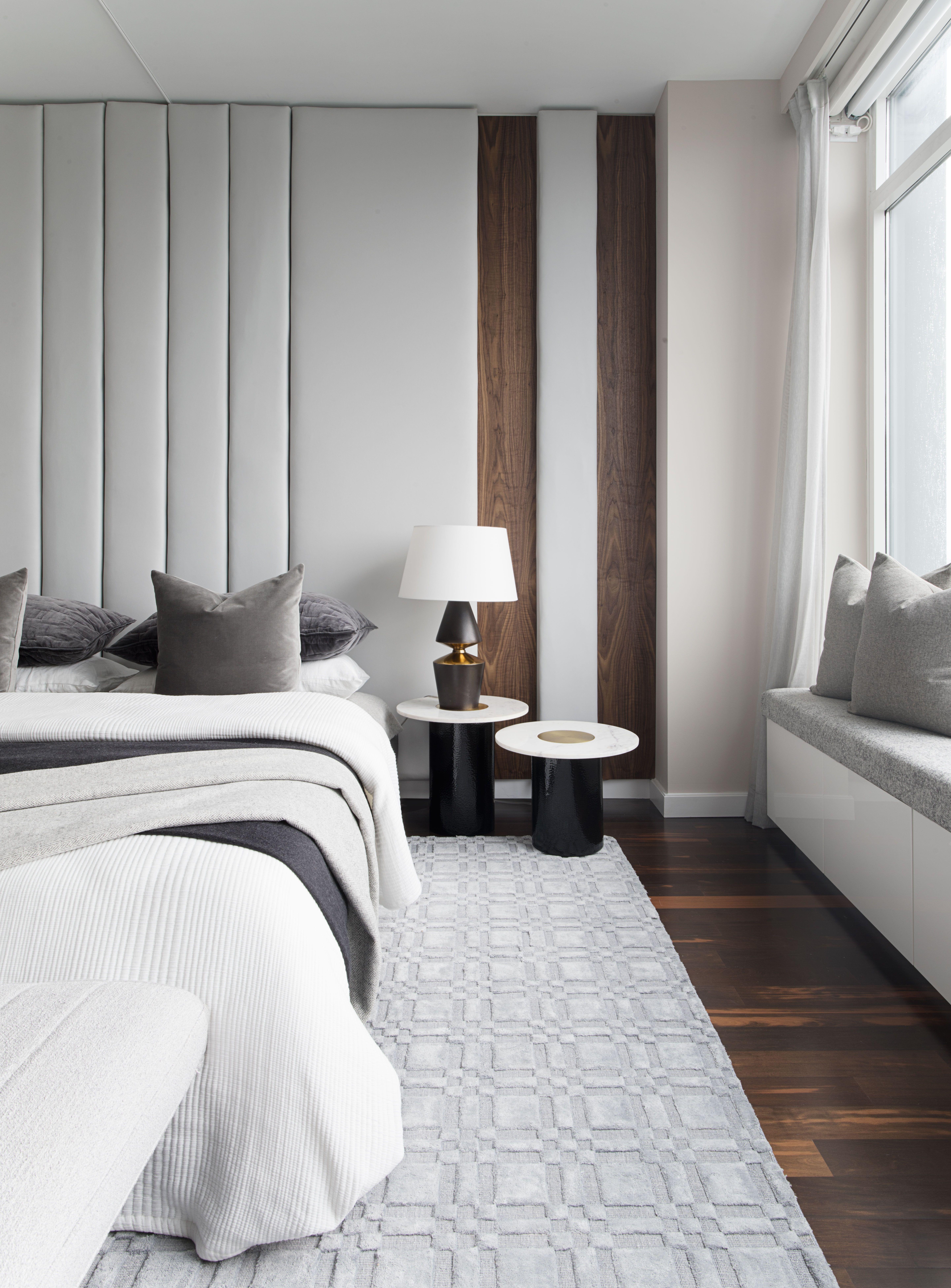 White Bedroom Interior Design White Modern Master Bedroom Ideas