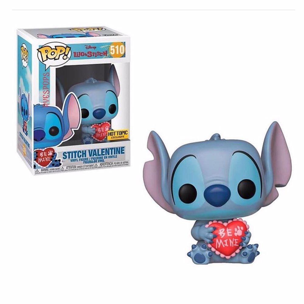 Superhero Stitch  Vinyl Figure in stock Funko pop Disney Lilo /& Stitch