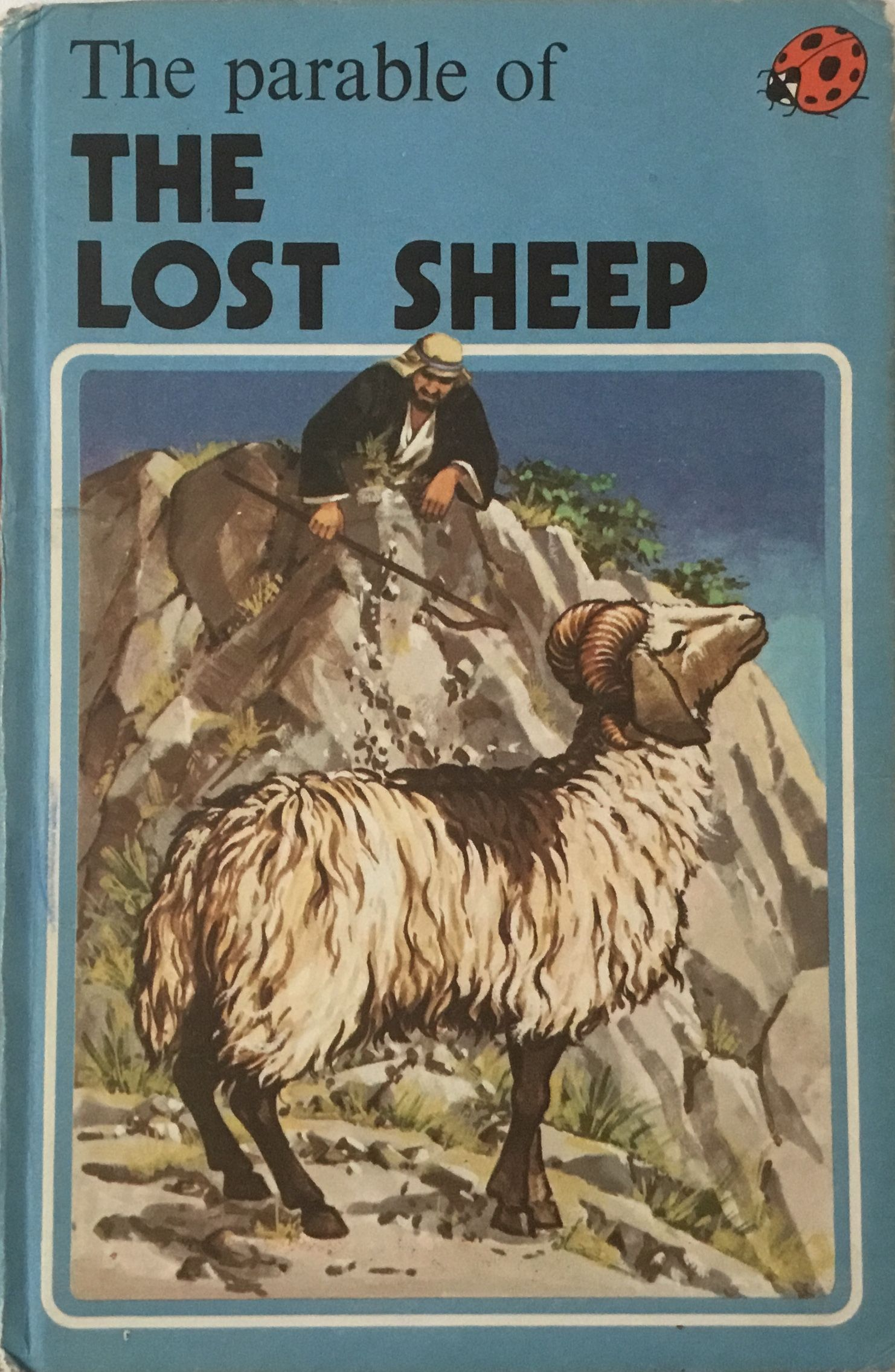 Ladybird Book, Bible Stories, The Parable of The Lost