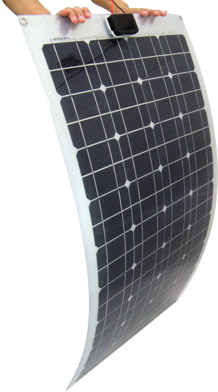120w Flexible Solar Panel Flexible Solar Panels Rv Solar Panels Solar Power Diy