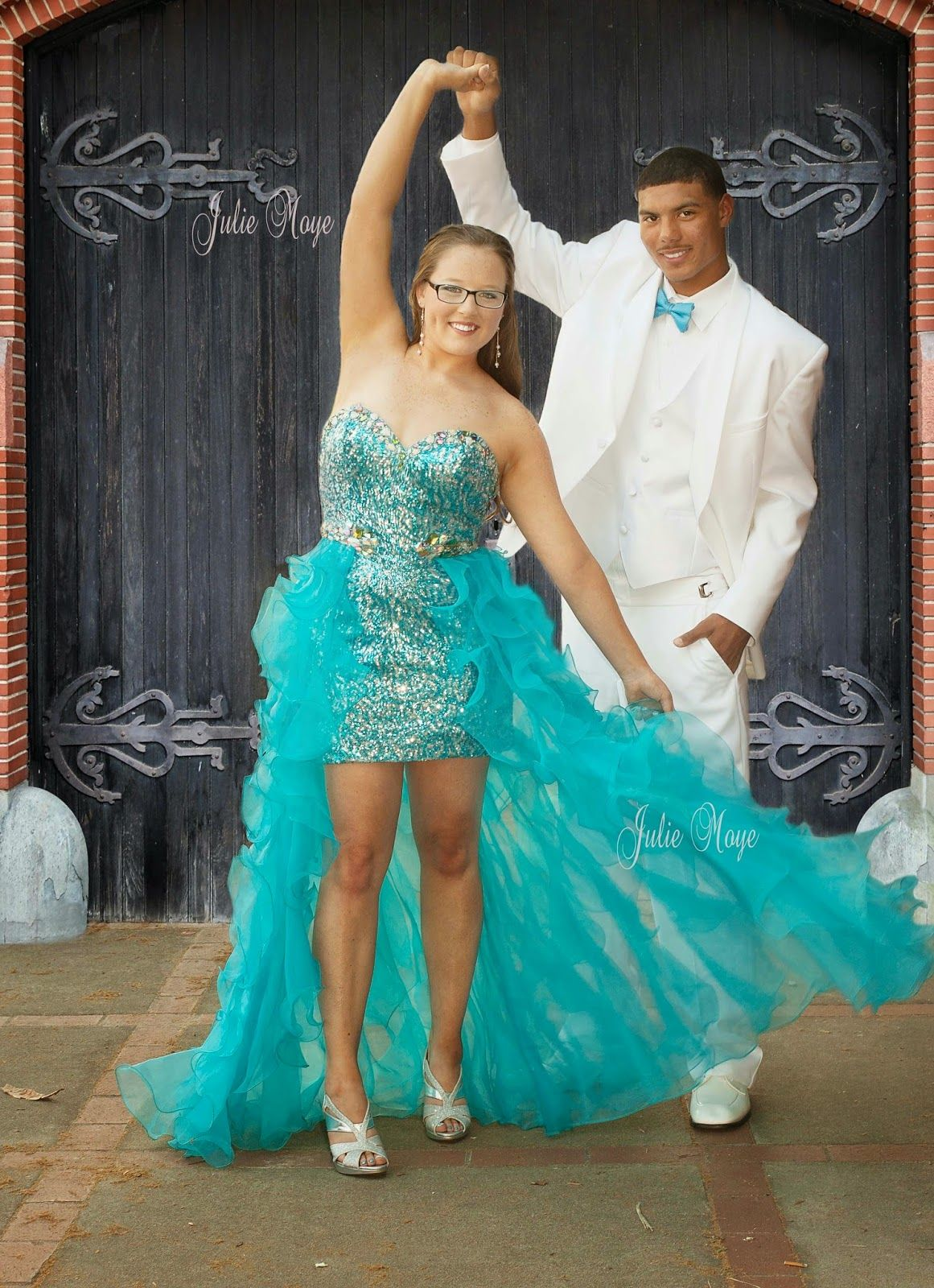 Prom, twirl, couple, teens, teen, girl, boy, dress, heels, tux ...