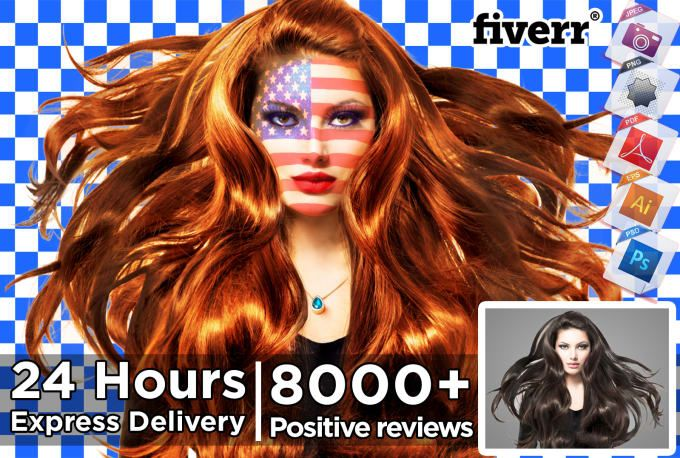 For only $5, salvatorejcs will adobe PHOTOSHOP edit, Photo retouching. | ♛AdobePHOTOSHOP Editing SERVICE ♛♛BestRank holder who has 100% positive reviews in thecategory✰8000+ positive reviews(100%)✰24 hrs Express Delivery(Check the Queue-always less orders since i complete those | On Fiverr.com  #funnyeffect #photoshopediting #photoremove #whitebackground #transparentbackground