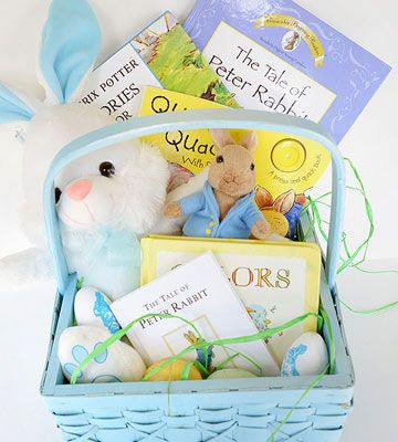Best easter basket ideas without candy easter baskets easter and best easter basket ideas without candy negle Images