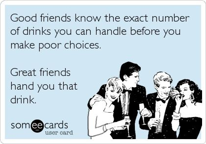 Funny quote, funny, quote, funny pic, ecard, friendship, friends