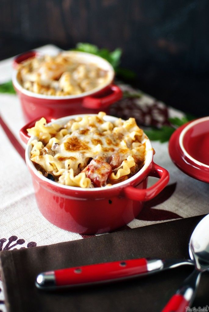 Lasagna Soup...must try this.