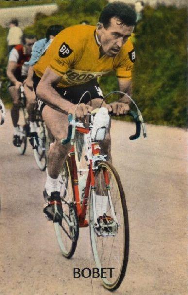 Louison Bobet - France - winner 1953, 1954, 1955