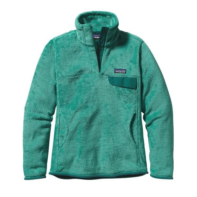 6540e7e31ff Patagonia Women s Re-Tool Snap-T Fleece Pullover- Aqua Stone and Beryl  Green from Shop Southern Roots TX