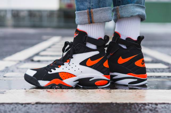 best loved 7ef05 9aee6 Get The Nike Air Maestro II LTD Rush Orange Tomorrow