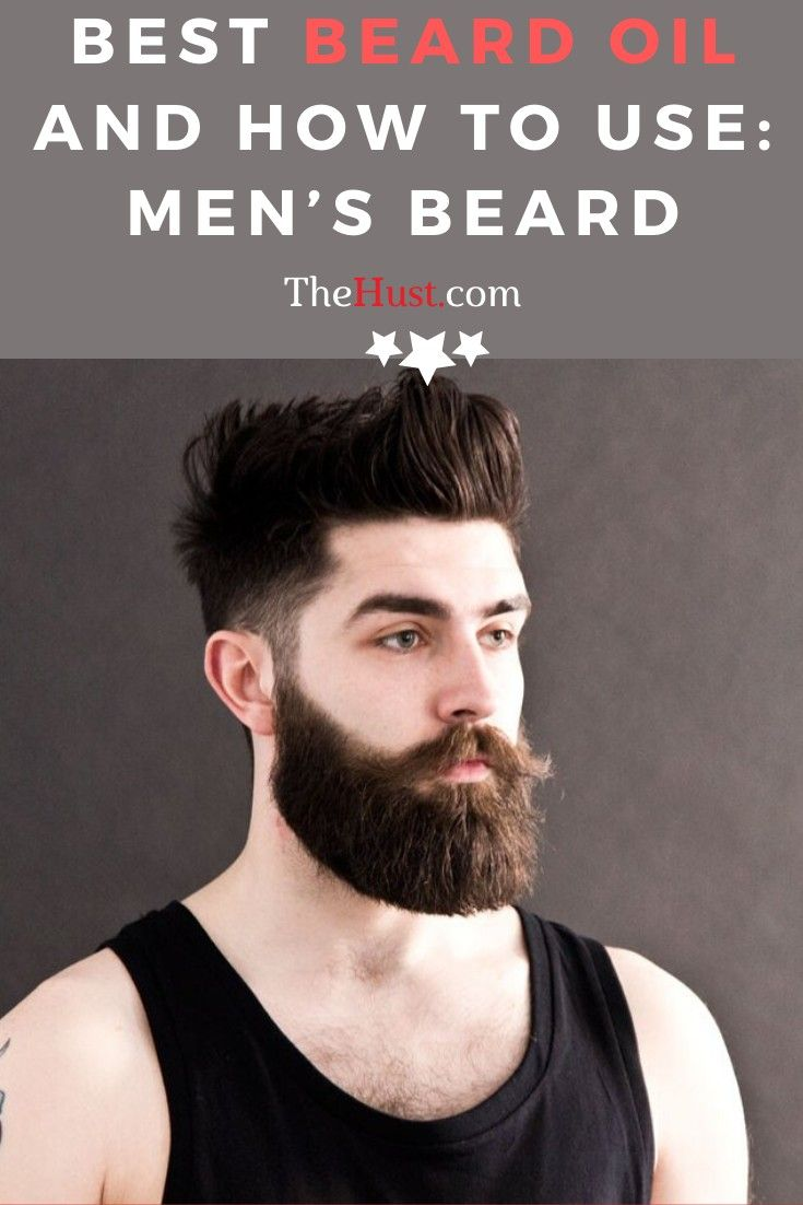 Best beard oil and how to use mens beard in 2020 best