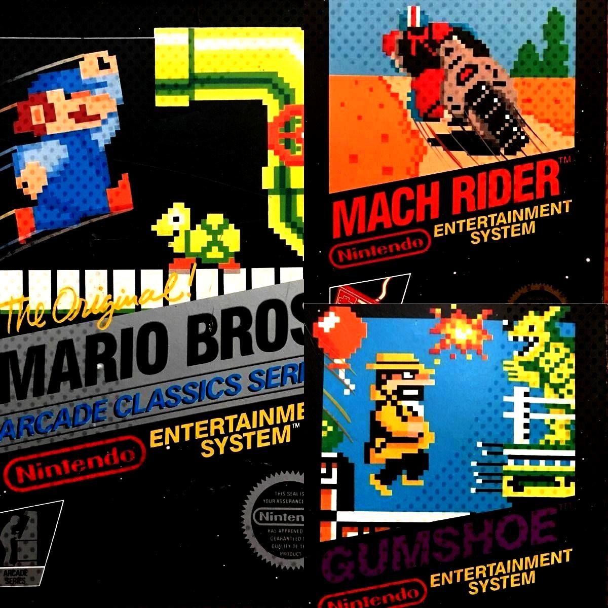 Entertainment System (NES) Box Art Designs Pt 2 – Black Box Titles Continued – Cartridge Corner
