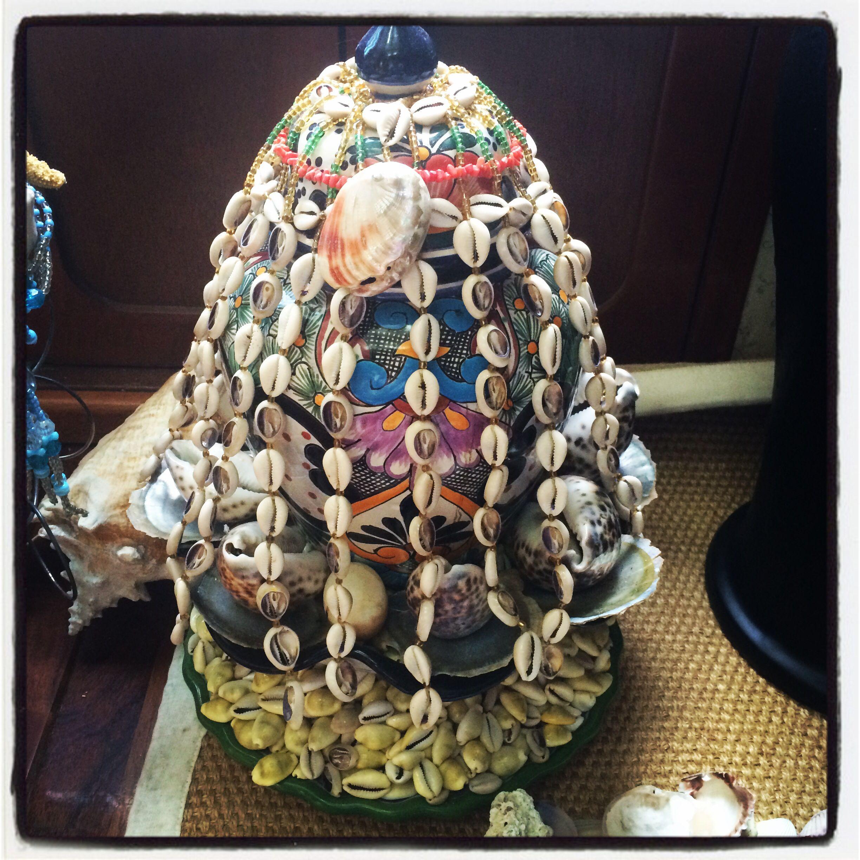 Yoruba Orishas Art Aje shalunga orisa | O...