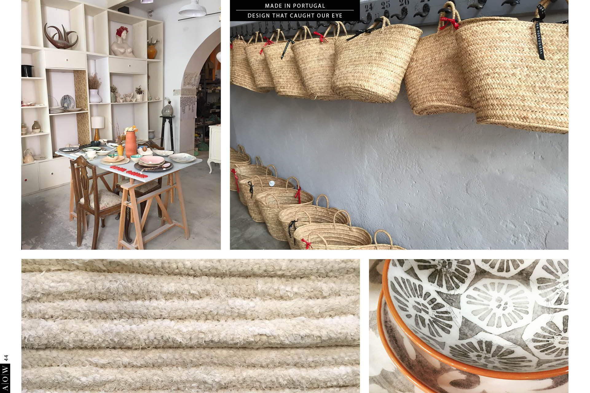 Aow Handmade Behind The Scenes Portugal Sourcing Trip Travel