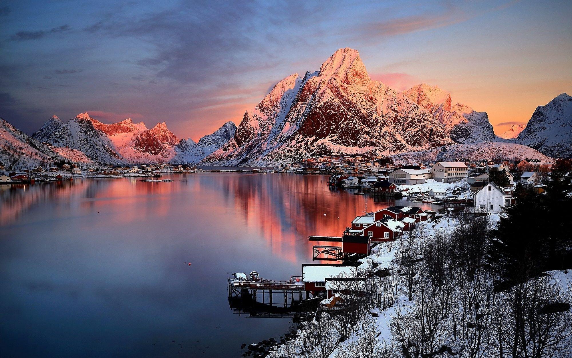 paysage scandinave paysage scandinave