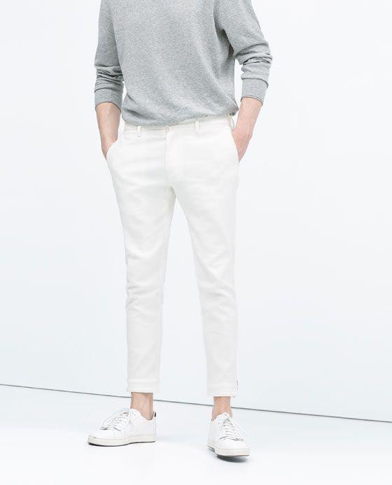 Pin By Andrew Martinez On Ready To Wear Men 2015 Zara Zara Man Fashion