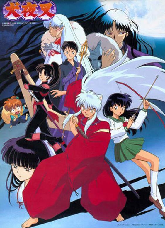 Pin by Jennifer Robinson on Derek' stuff Inuyasha, Anime