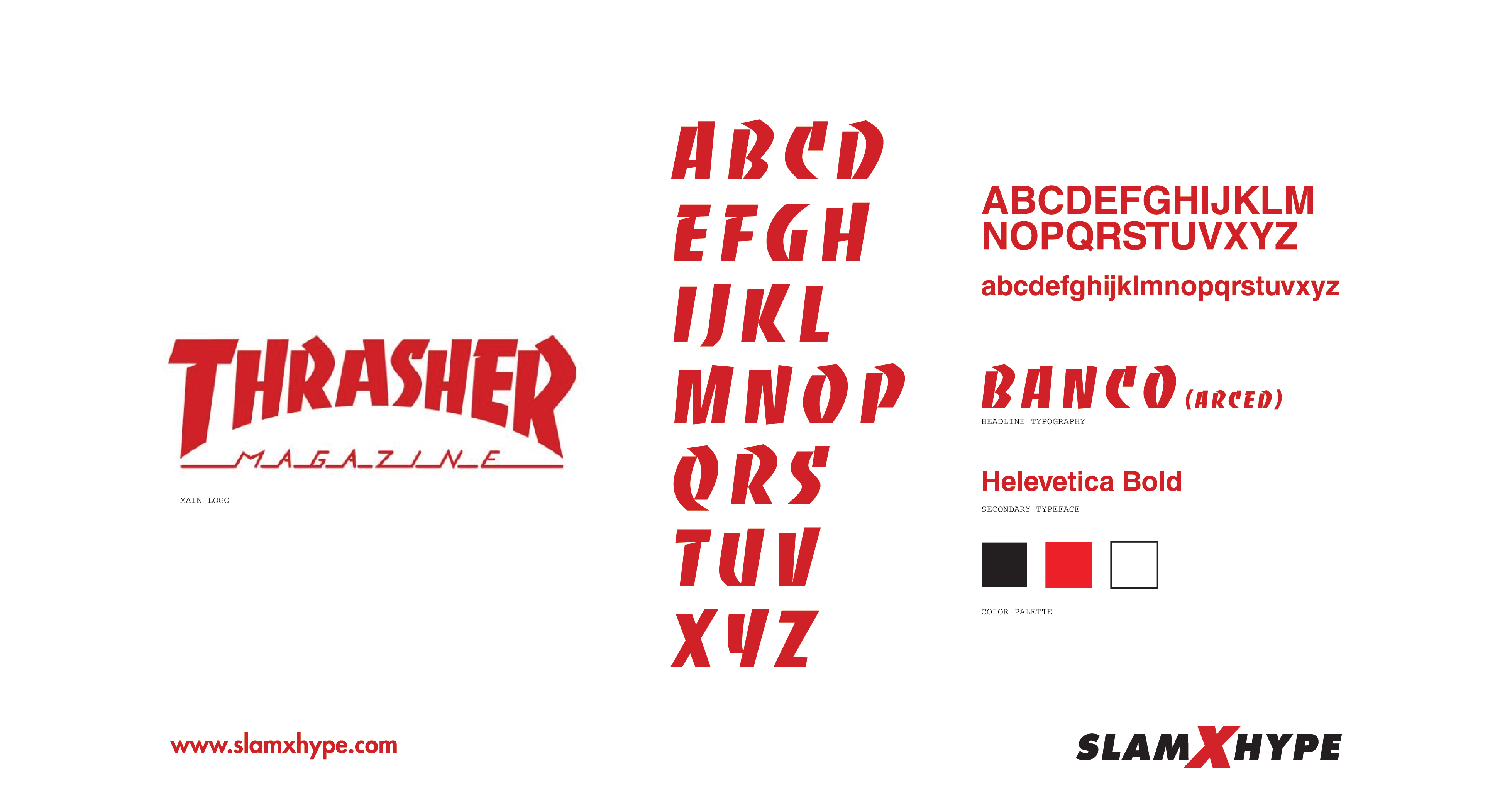 Ask any skater  When you see this font, which is actually