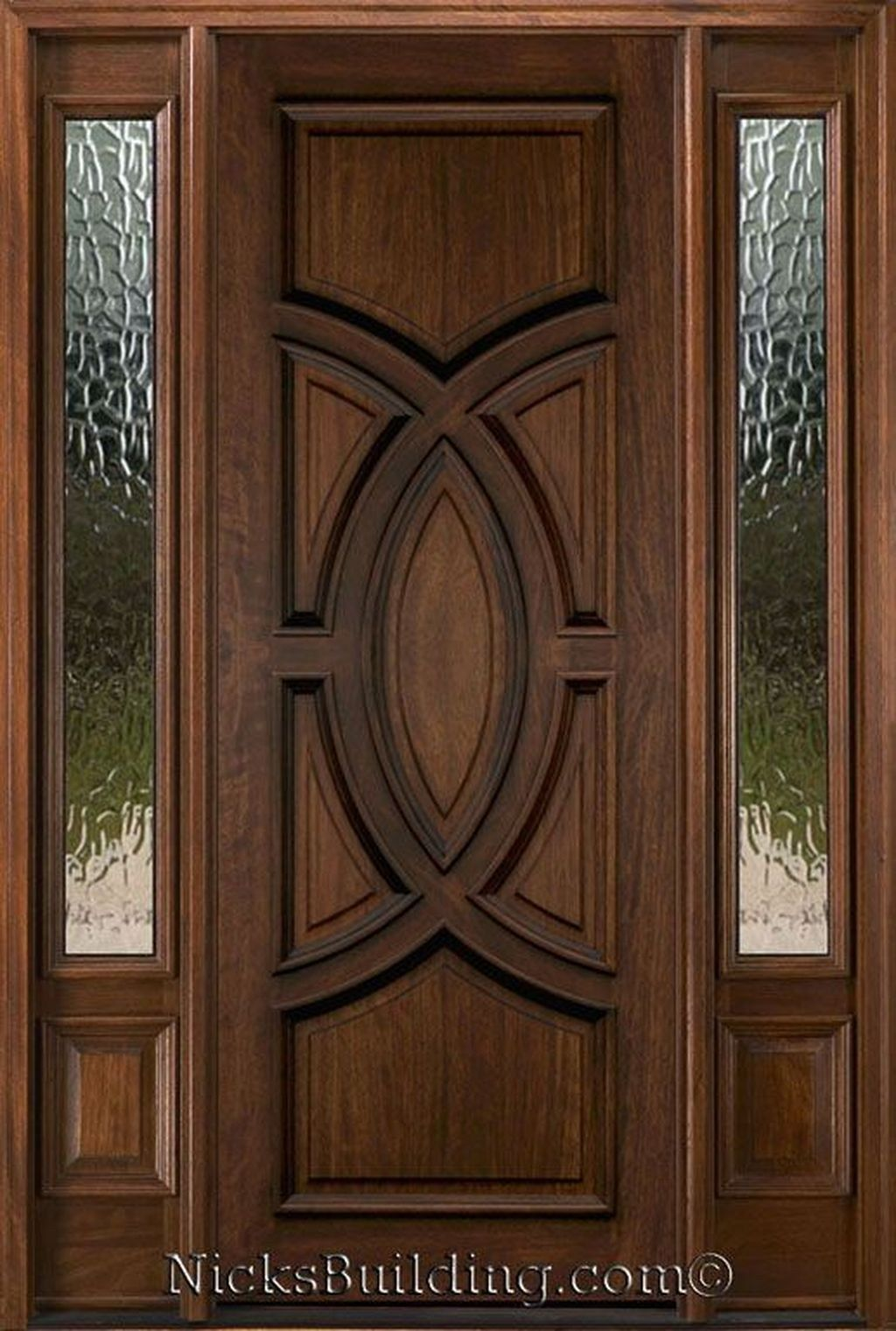 Enchanting Wooden Exterior Door Ideas 42 Mahogany Entry Doors