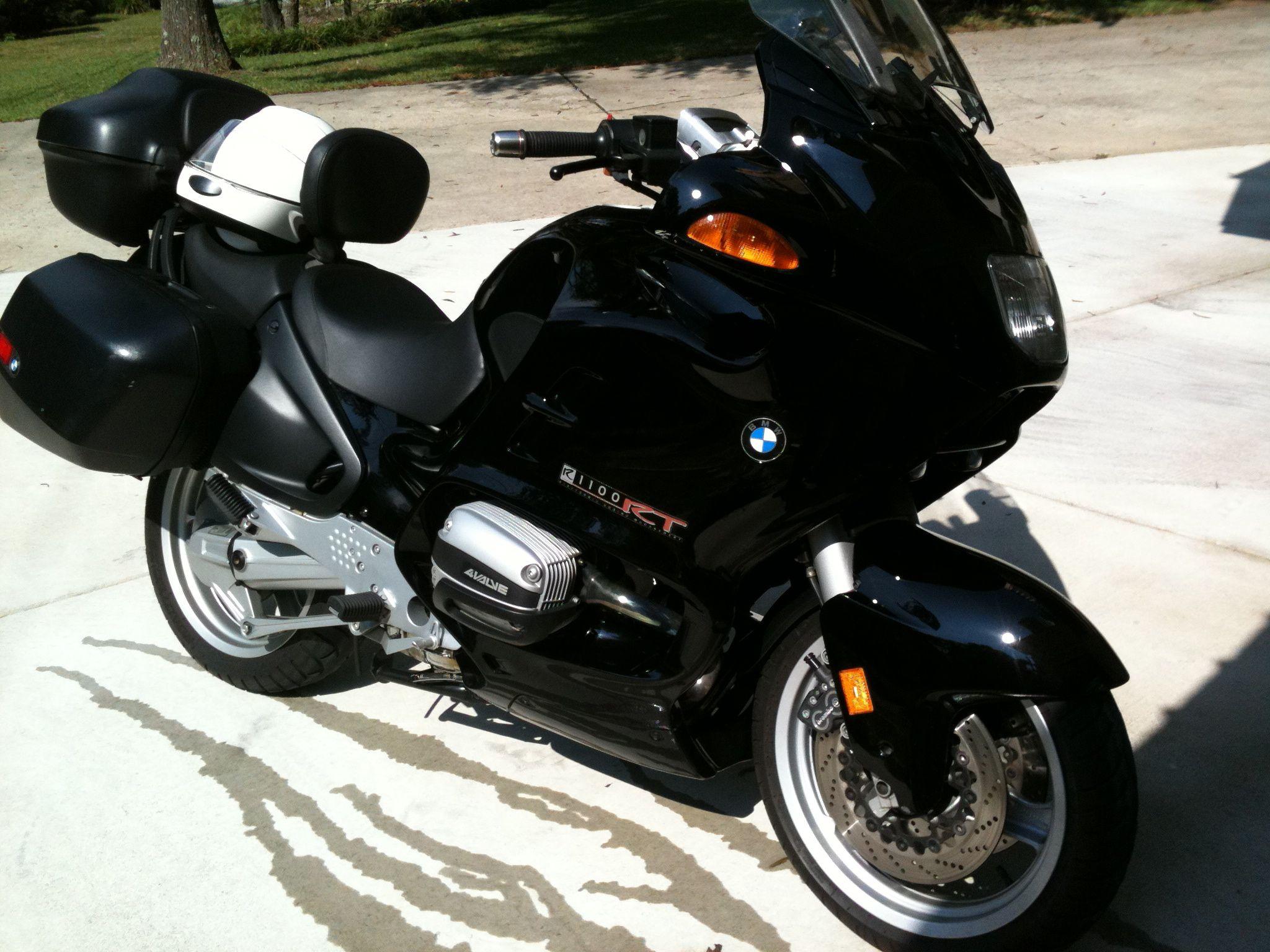 1999 BMW R1100RT