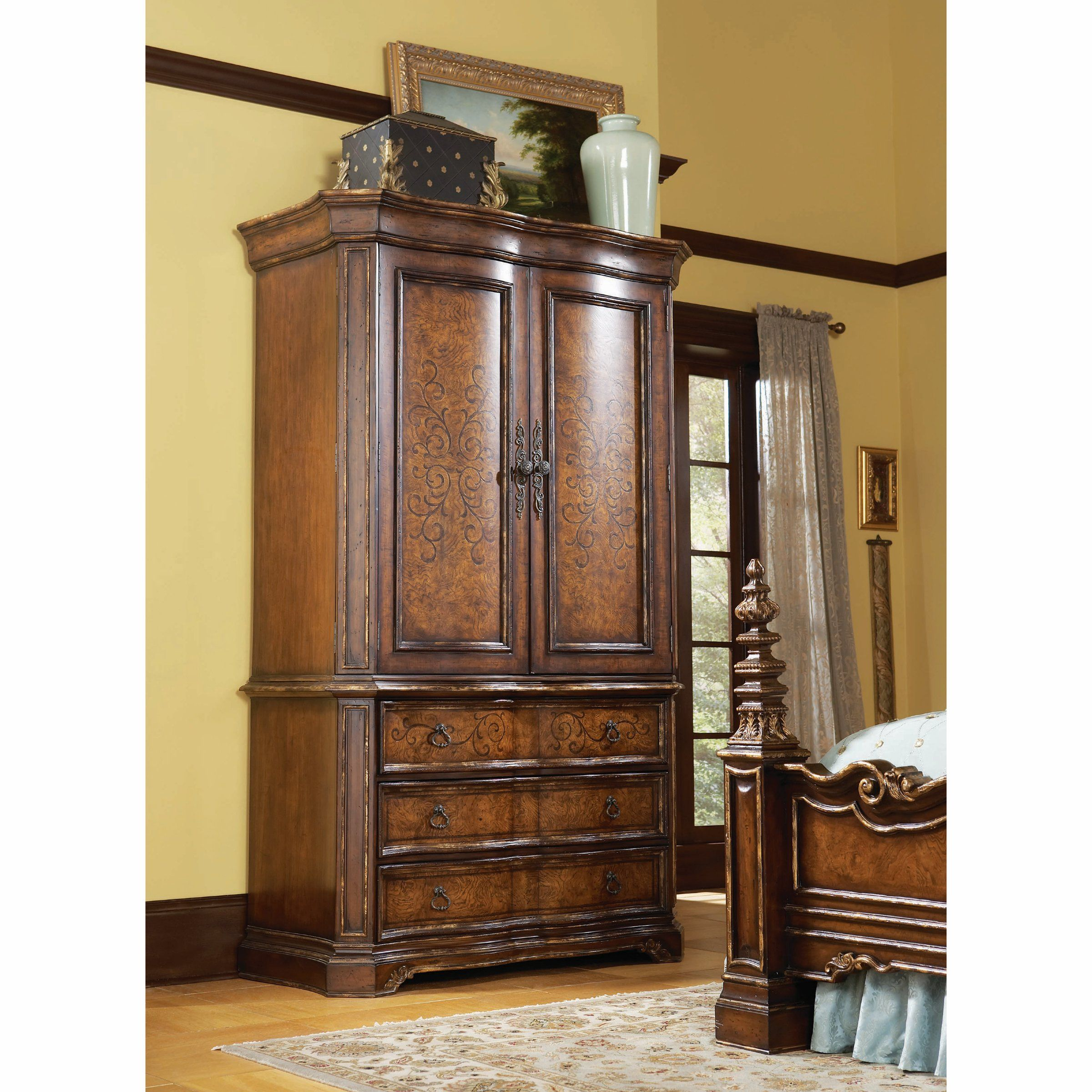 Superieur Hooker Furniture Beladora Armoire   Armoires At Hayneedle