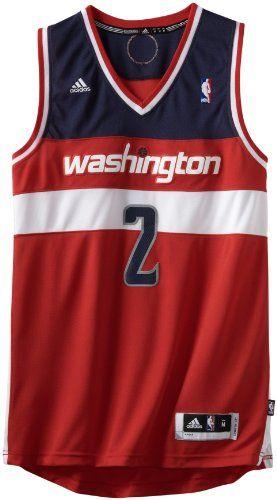 NBA Washington Wizards Red Swingman Jersey John Wall  2 9899573f0