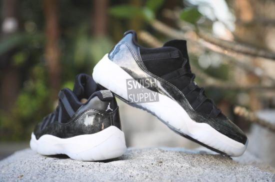 54e300cefbb Another Look At The Air Jordan 11 Low Barons
