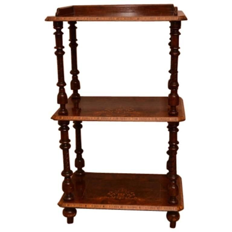 ... Whatnot Stand, Circa 1880 | From A Unique Collection Of Antique And  Modern Shelves At Https://www.1stdibs.com/furniture /storage Case Pieces/shelves/
