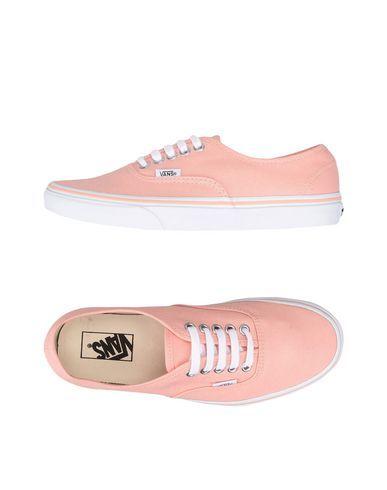 8d59644653 VANS Women s Low-tops   sneakers Salmon pink 11.5 US