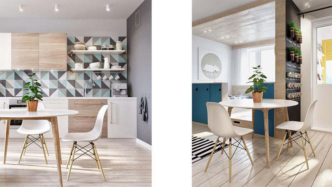 Arredare Bilocale ~ Come arredare un mini appartamento di 40mq design cerca con google