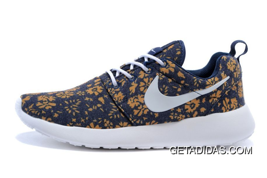 separation shoes 6077c 21b7b NIKE ROSHE RUN 2 WOMENS NAVY BLUE WHITE TOPDEALS Only  78.62 , Free  Shipping!